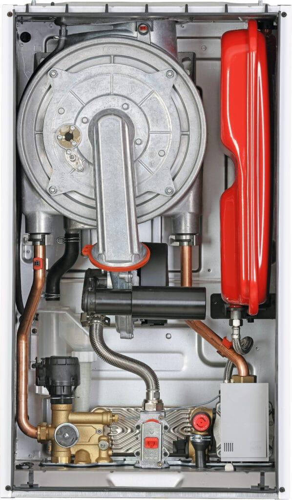 cuánto dura una caldera de gas